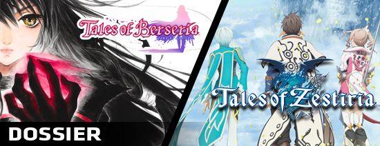 Dossier tales of 6 berseria zestiria