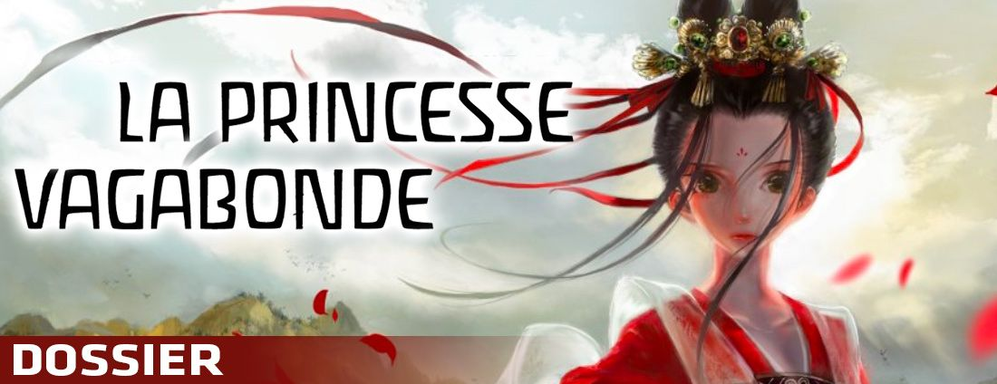 Princesse vagabonde dossier