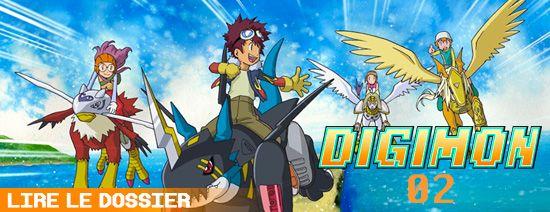 Digimon Adventure 02 dossier