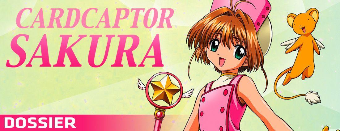 Dossier card captor sakura animation